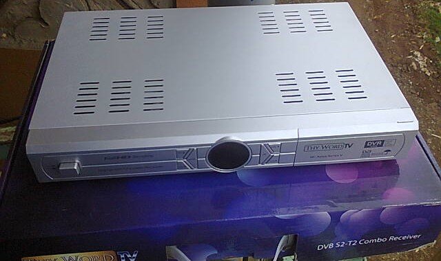 The Thyword decoder/set top box is the best quality decoder in Kenya