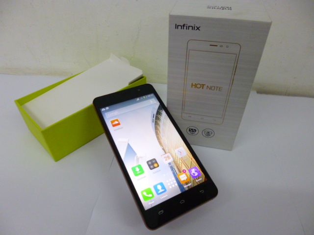 (CLOSED) Which phone are you giveaway, Infinix Hot Note to be won