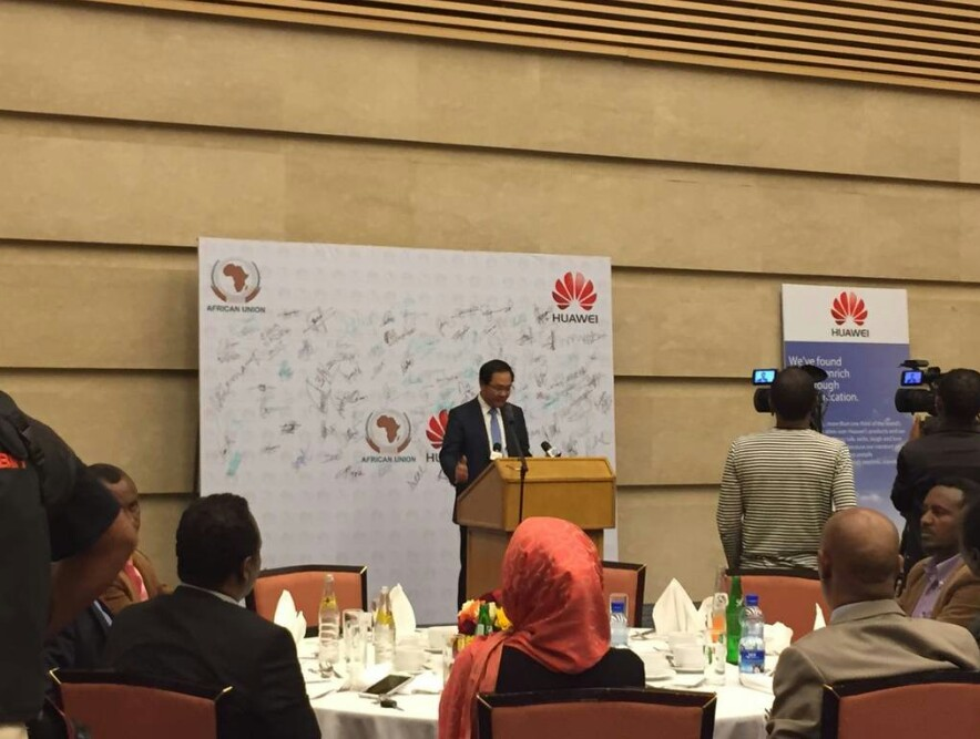 African Union and Huawei Reaffirm Commitments for a Better Connected Africa