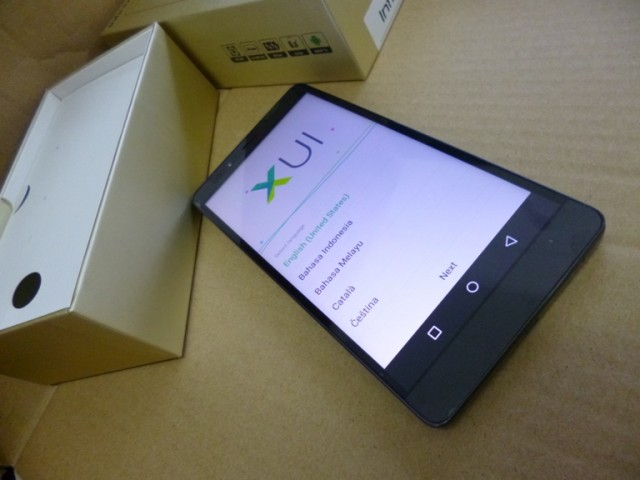 Infinix Note 2 Quick Review and Unboxing