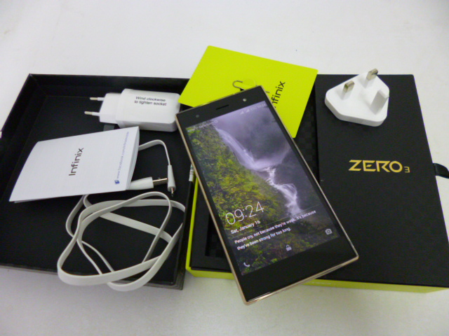 Ten Facts About Infinix Zero 3 That Will Blow Your Mind