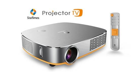 Startimes projector tv what you need to know techsawa for Projector tv reviews