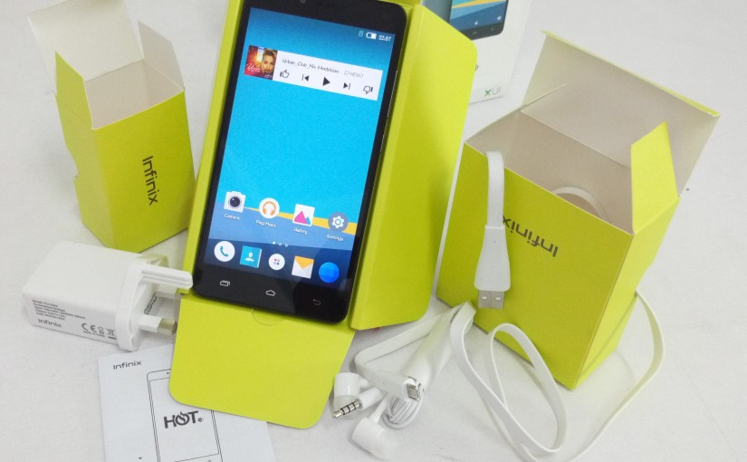 The New Infinix Hot 3 Review; Should You Buy It?