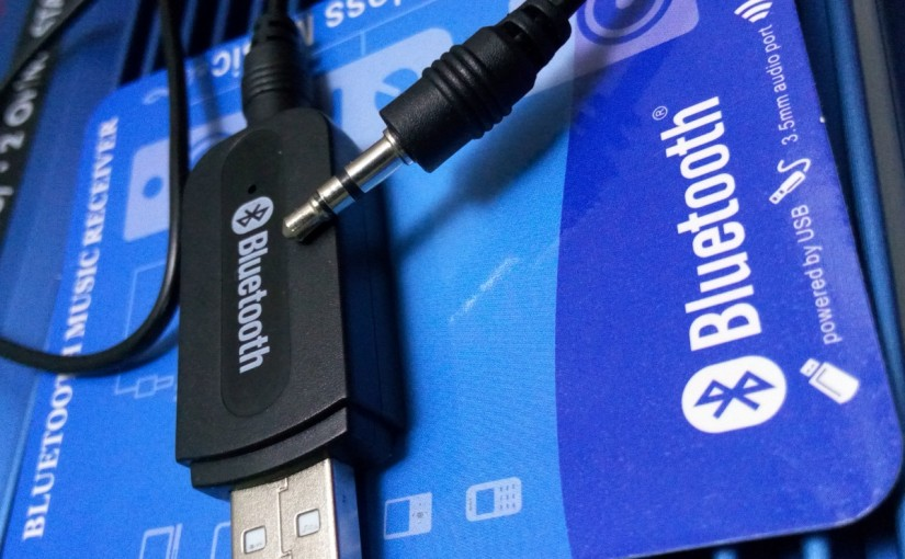 Bluetooth Music Receiver Dongle