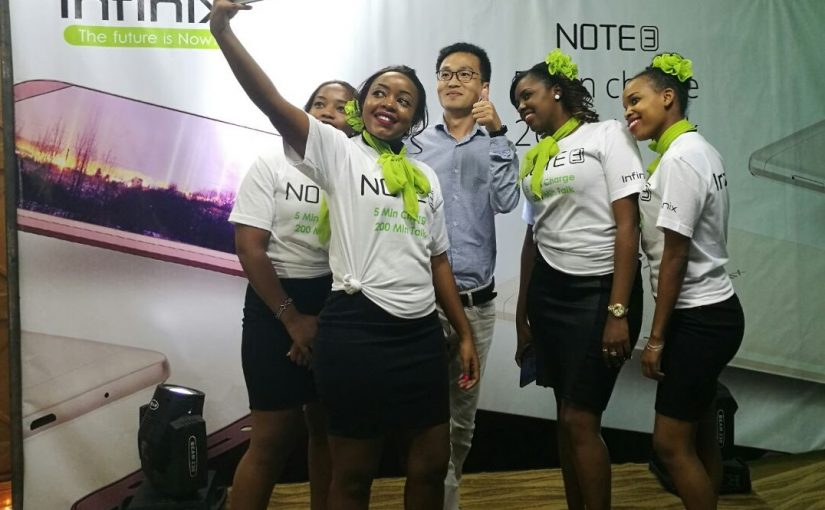New Improved Infinix Note 3 With Bigger Battery Launched In Nairobi