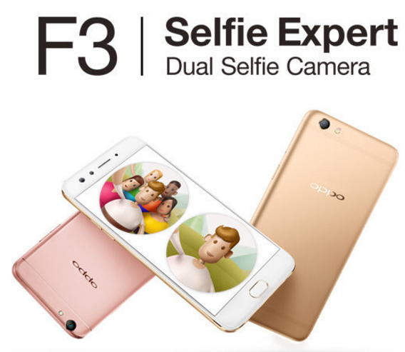 OPPO Set to Launch F3, A new Dual Front Camera Selfie Expert in Kenya
