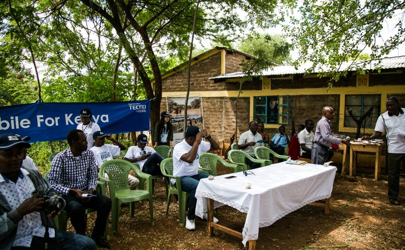 Tecno Kenya Visits Embu And Donates Food Stuff Worth 1.4 Million
