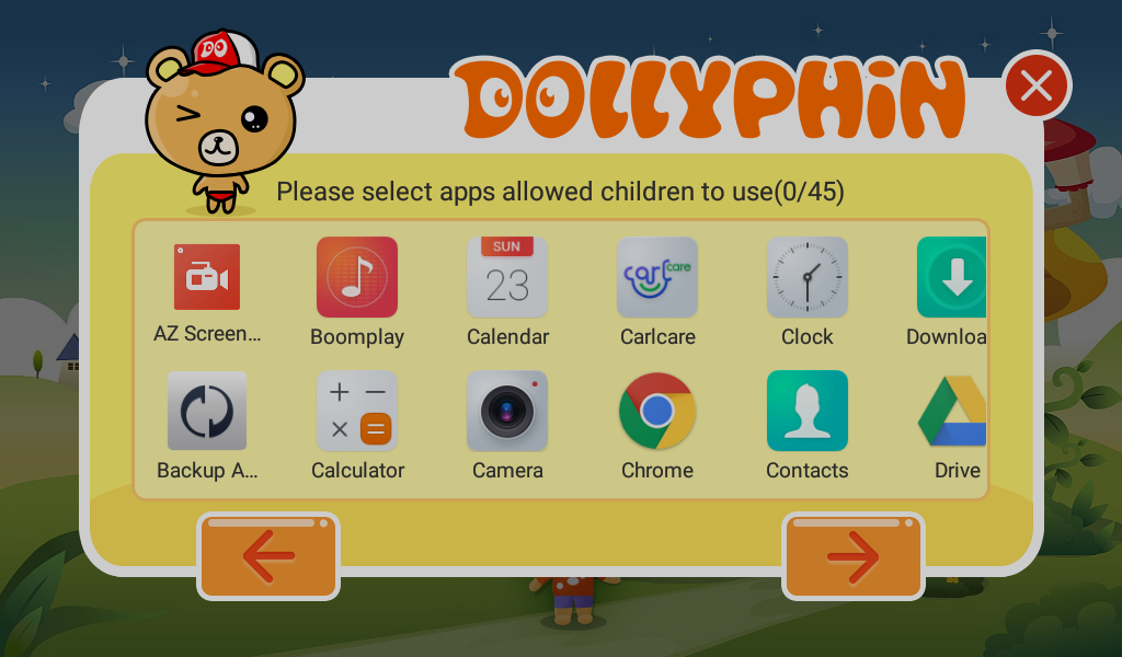kids-zone-app-checklist