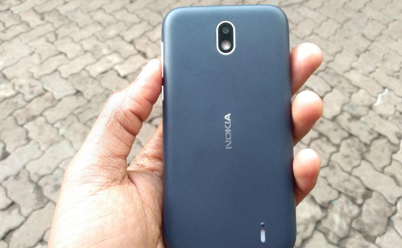 The Nokia 1, Hmm