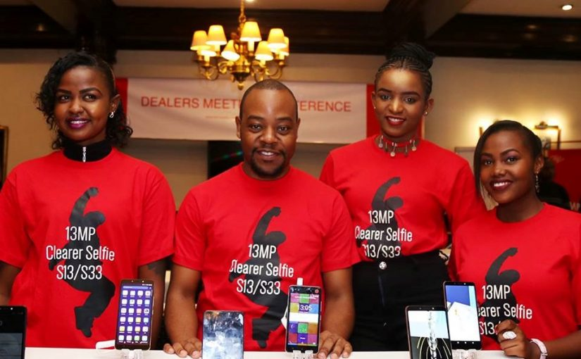 itel Unveils The S13, An Android Go Edition Smartphone