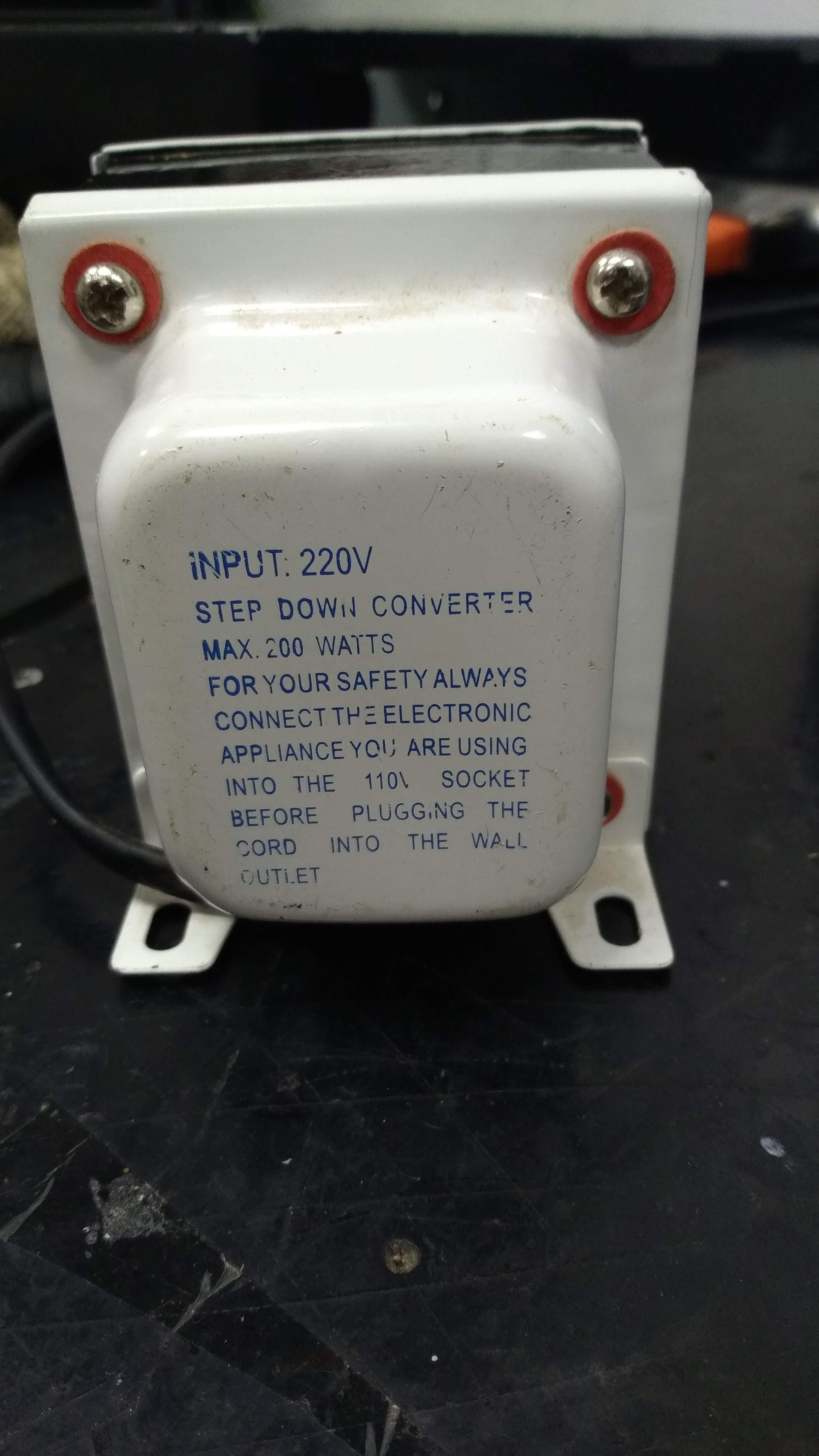110v-stepdown transformer-kenya