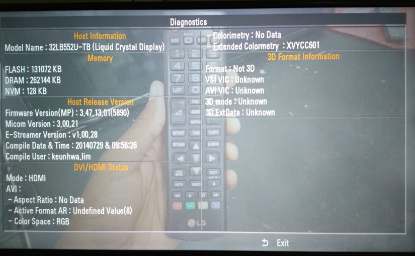 How Your LG TV DRAM Affects The Performance