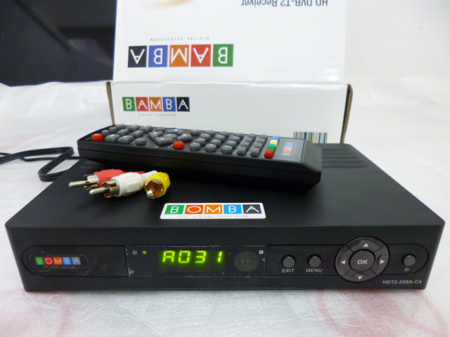 The bamba tv decoder is ratailing for Ksh3200 in Nairobi