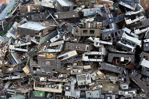 How to deal with e waste and make some cash from it