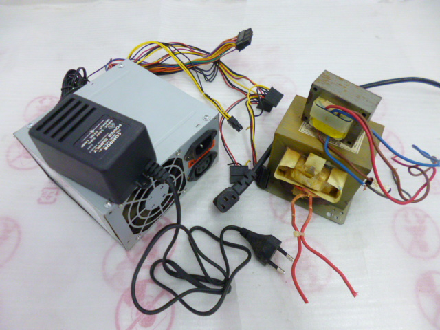 a collection of power supplies