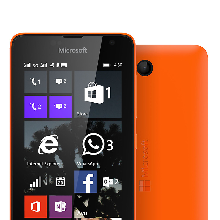 Microsoft Lumia 430 DUAL SIM review