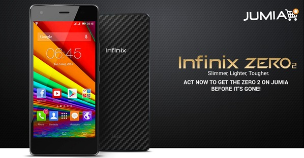 The New Infinix zero 2, Everything you need to know