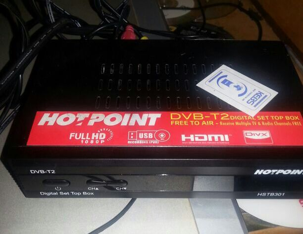 Debate: Is The Hotpoint DVBT-2 Decoder A Quality Product?