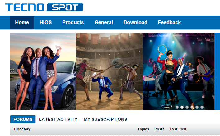 TECNO Spot Forum For All Your TECNO Related Concerns