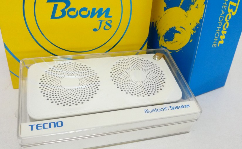 Tecno Bluetooth Speaker SB-30BT Review