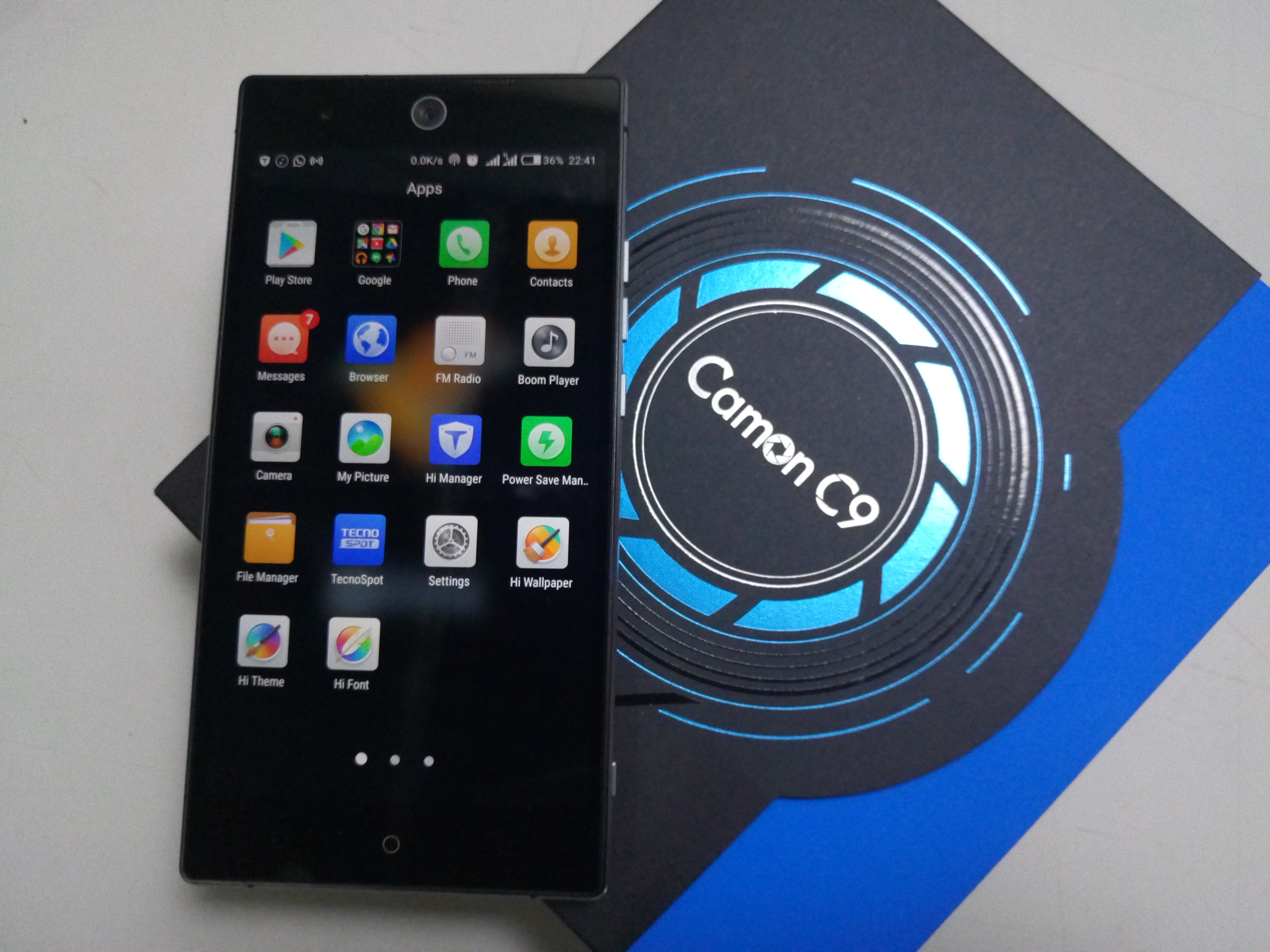 Satellite Tv And Internet >> The Tecno Camon C9 Review; More Than A Selfie Phone - Techsawa