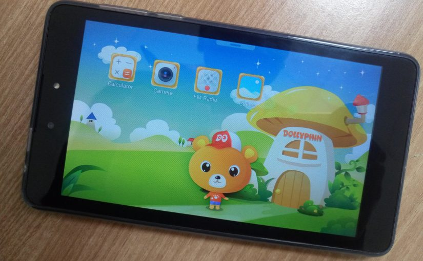 The Tecno DroidPad As A Childrens Device Plus More About The Kids Zone App