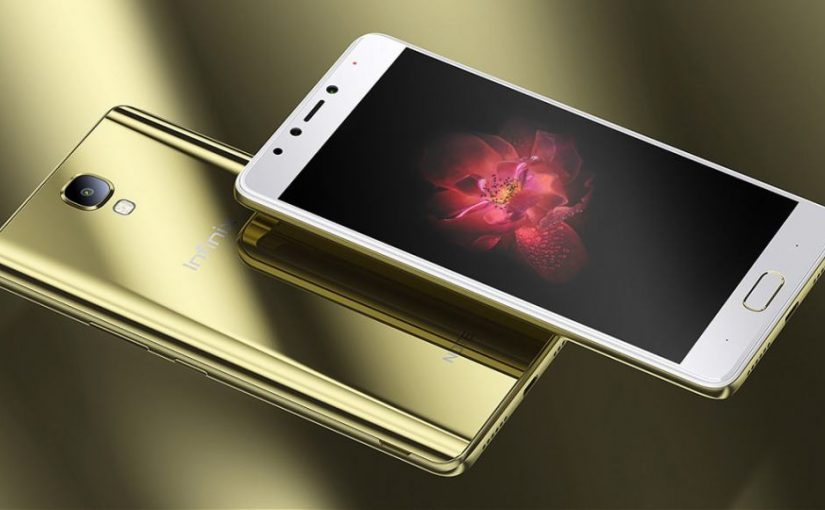 The Infinix Note 4 Will Feature A Front Finger Print Scanner, Specs Revealed