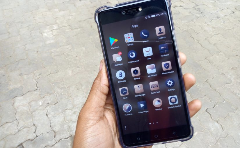 How Was The Tecno Phantom 8, Let Me Explain - Techsawa