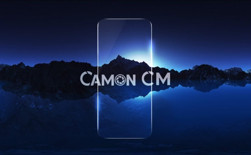 TECNO's New Full Screen Smartphone Camon CM To Retail At KSH16,999
