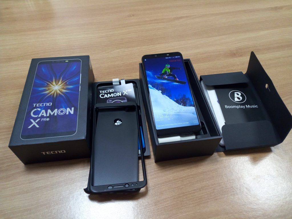 So, What's So Special About The Tecno Camon X - Techsawa