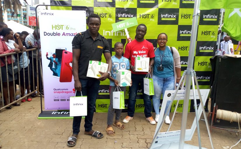Infinix Releases the Double Amazing HOT 6 Pro In Kenya