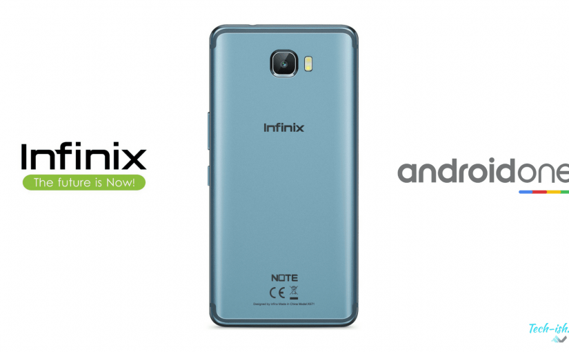 The Infinix Note 5 Is Coming To Kenya Soon