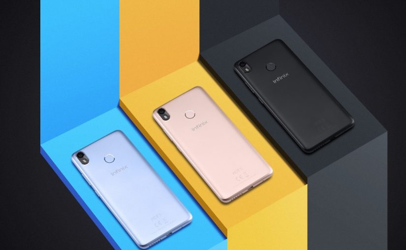 Infinix Releases The New 20MP Selfie, Hot S3