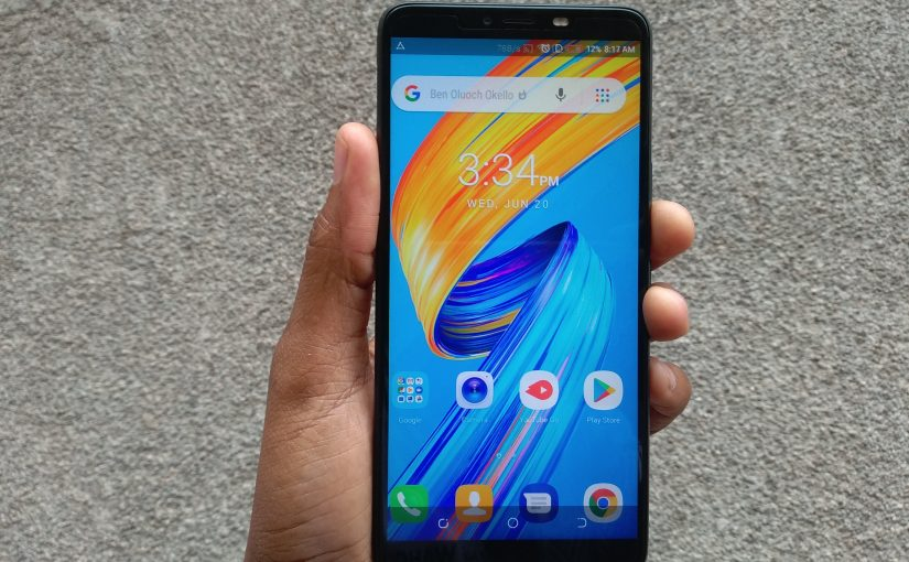 The Tecno Spark 2 Is Not Like Any Other Tecno Device