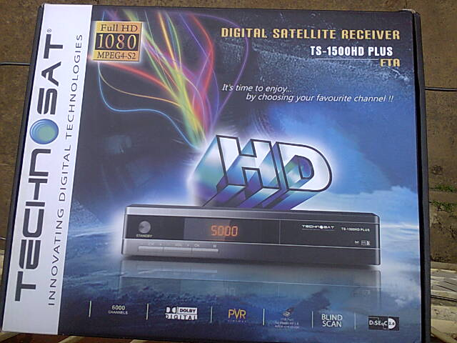The Technosat TS 1500 HD Plus Free To Air Satellite Decoder Review