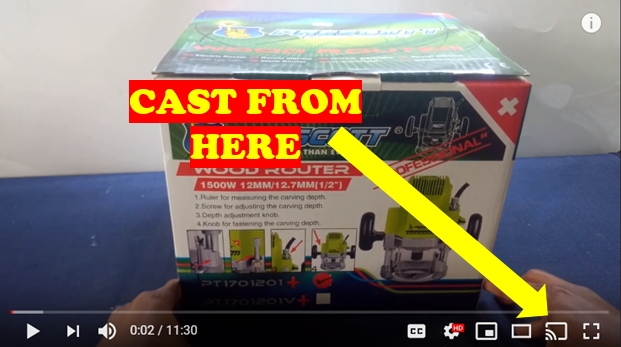 How To Cast YouTube Videos From Chrome Browser To Smart TV