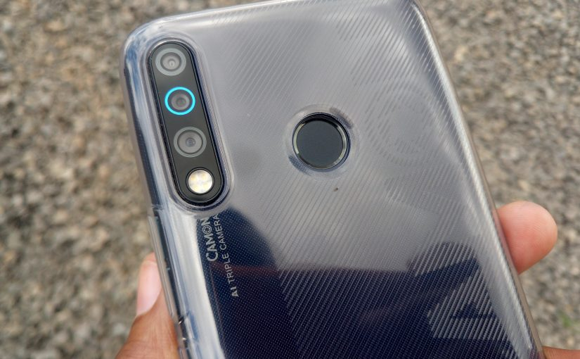 Tecno Camon 12 Camera Review