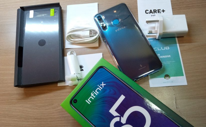 Infinix S5 Unboxing, Variations And Price In Kenya