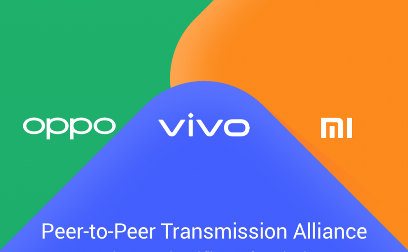 Vivo, OPPO and Xiaomi Partner to Bring New Wireless File Transfer System  to Consumers