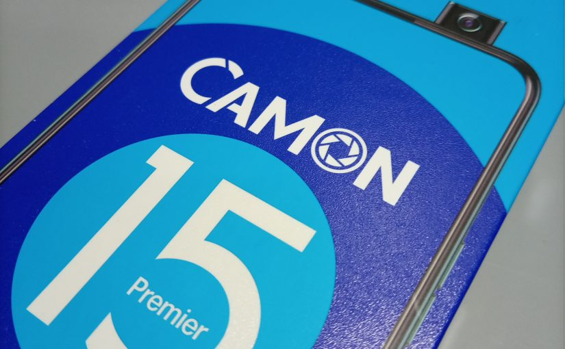 Tecno Camon 15 Premier Unboxing, Specifications And Price