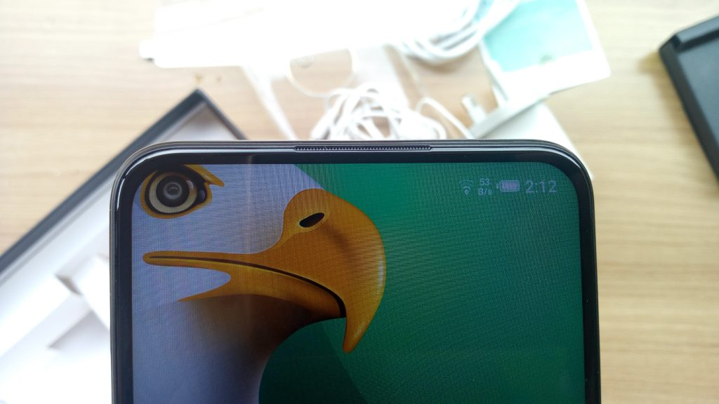 Infinix 16MP Front Dot In Display Camera