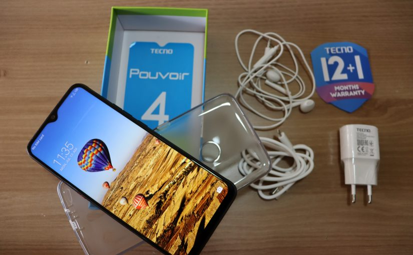 Tecno Pouvoir 4 Is Ideal For Gaming