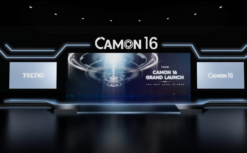 TECNO CAMON 16 Officially Launched in Kenya