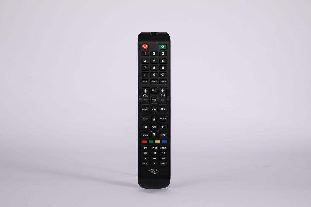 itel TV remote control