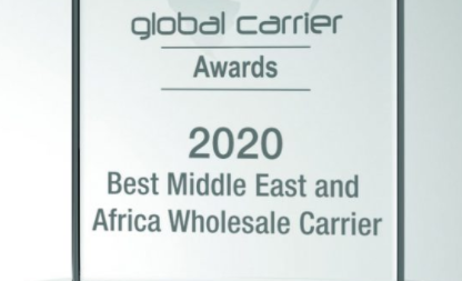 Liquid Telecom wins the 'Best MEA Wholesale Carrier' award at the Global Carrier Awards 2020