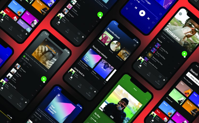 Spotify Launches In Kenya With MPESA Payment Option
