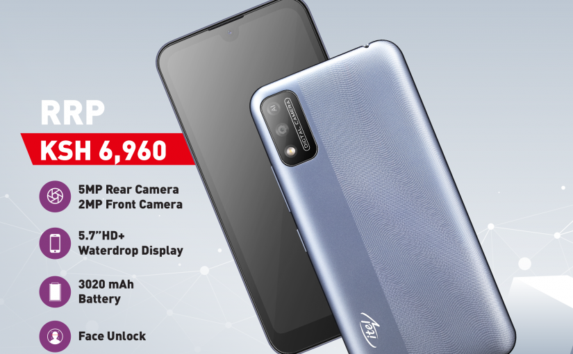 itel A37 Launches In Kenya At A Retail Price Of Ksh 6960