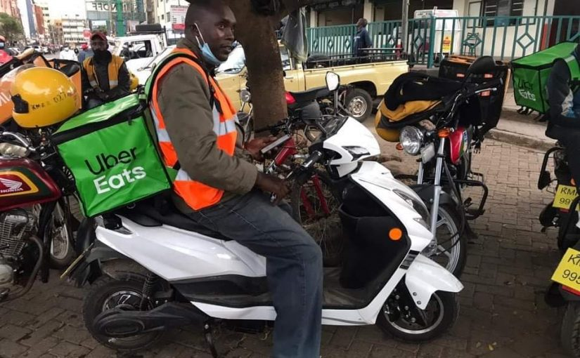 Uber Launches Electric Motorcycles & Scooters For Rides & Deliveries In Kenya & For The First Time In Africa