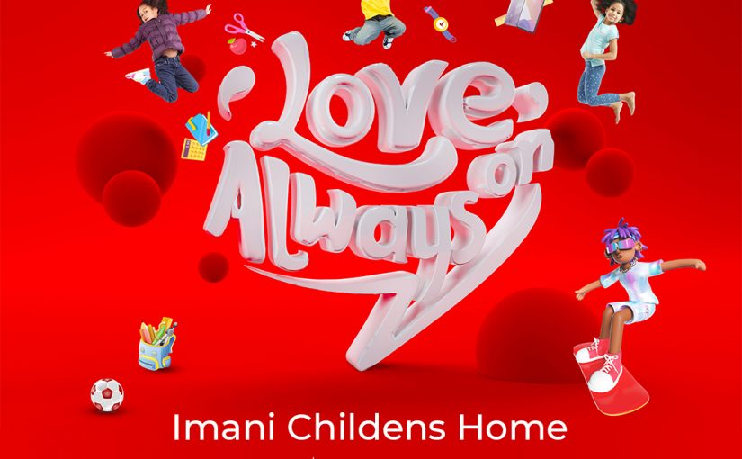 itel's 'Love Always ON' Initiative To Visit Imani Children's Home