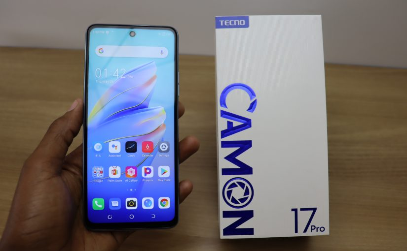 Tecno Camon 17 Pro Unboxing, Full Specifications & Cost In Kenya